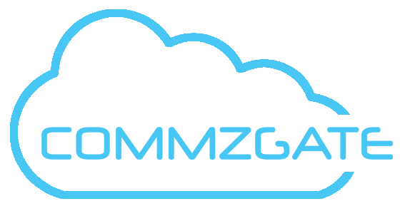CommzGate Cloud SMS Portal