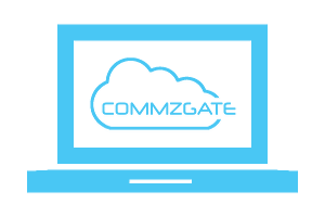 CommzGate Web Portal