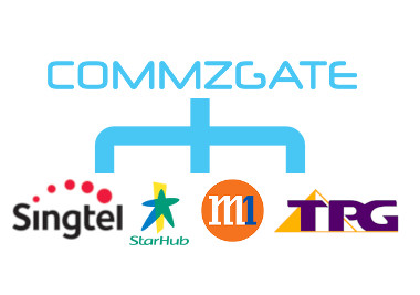 CommzGate Direct-to-Telco Connection