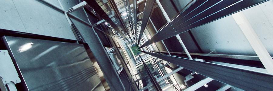 KONE Ultrazone Elevators at Marina Bay Sands